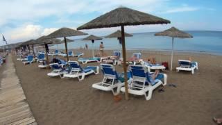 Faliraki Beach, Rhodes East Coast