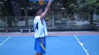 PJKR B Video Teknologi Pembelajaran Penjas, Teknik Shooting Bola Basket.wmv