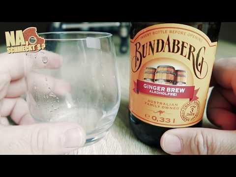 Bundaberg - Ginger Brew - Alkoholfreies Ingwerbier - Der Foodvlog von Na Schmeckts?