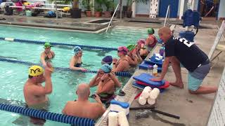 Swim Clinic Video 2018