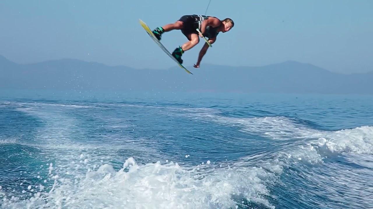 Make a splash & ride the waves at Hillside Beach Club, Turkey