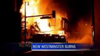 2013 Awards of Excellence - CTV Vancouver - New West Fire