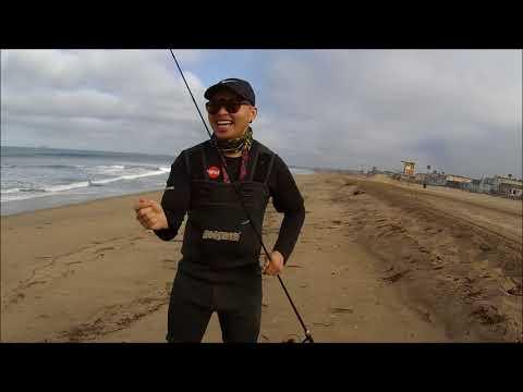 Sunset Beach Surf Fishing