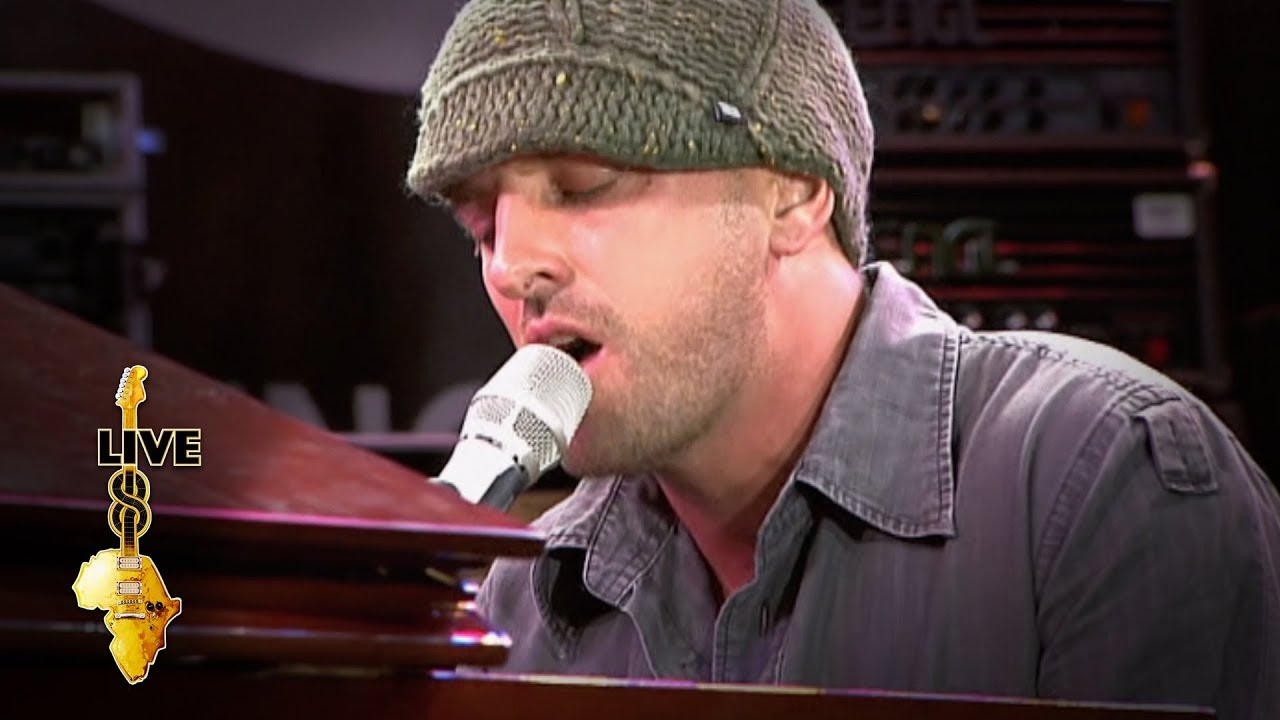 Daniel Powter Bad Day Live 8 2005 Youtube