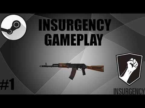 NEW GAME(INSURGENCY) GAMEPLAY 1! |