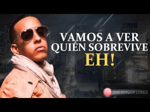 Daddy Yankee - 6 DE ENERO (Letra) (Video Lyric)
