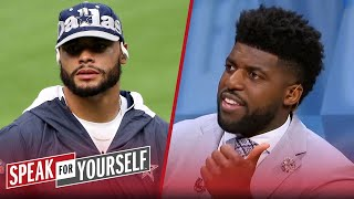 Jerry Jones & Cowboys will not end up paying Dak Prescott — Acho | NFL | SPEAK FOR YOURSELF