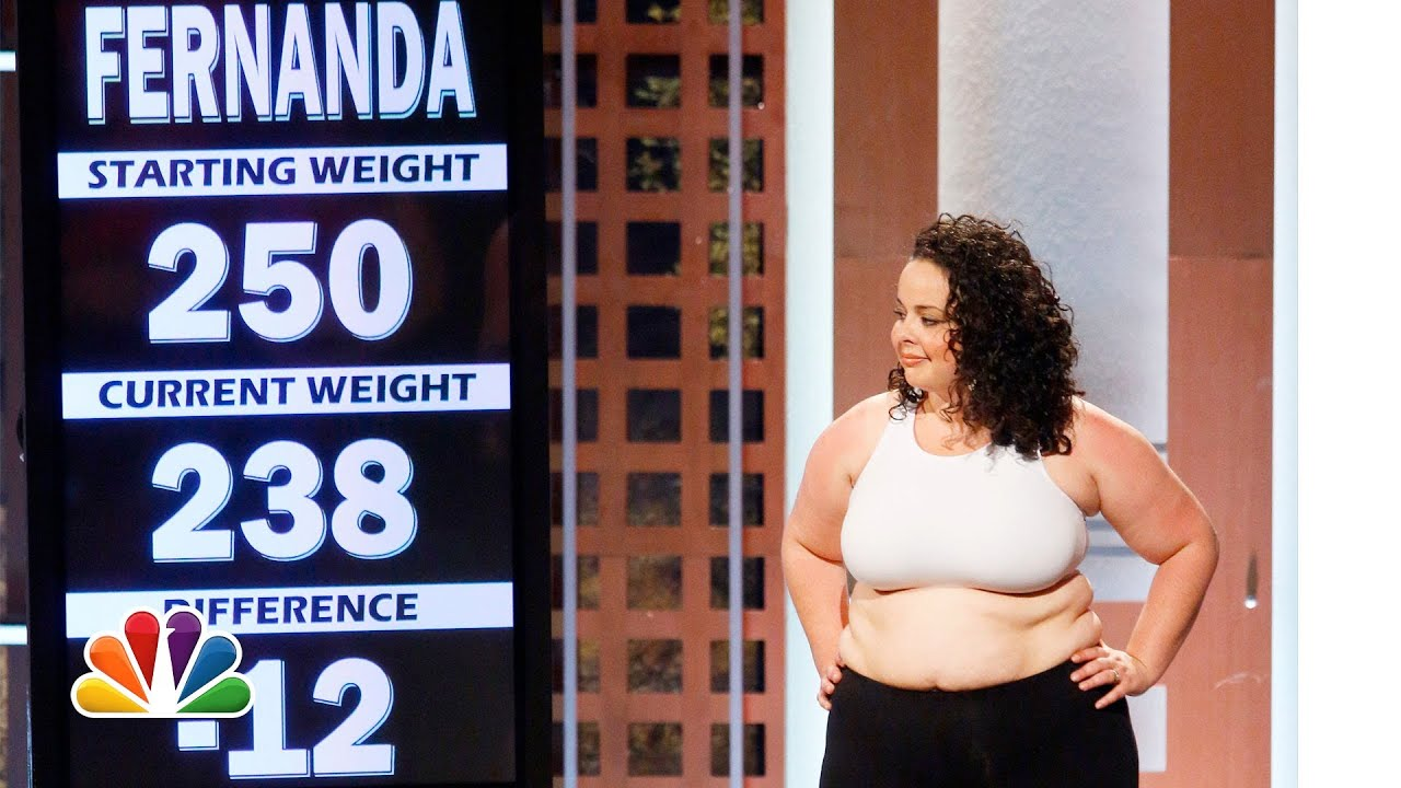 Where Are They Now - Fernanda - The Biggest Loser Highlight