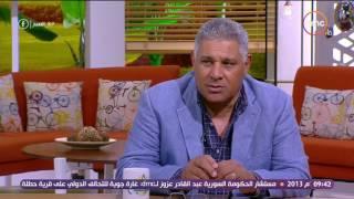 8 الصبح - الكابتن محمد نور يتحدث عن فريق الإتحاد السكندري وطريقة المدرب