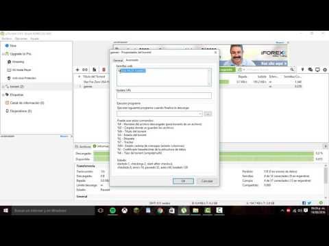Conectando a Compis utorrent (solucion)...