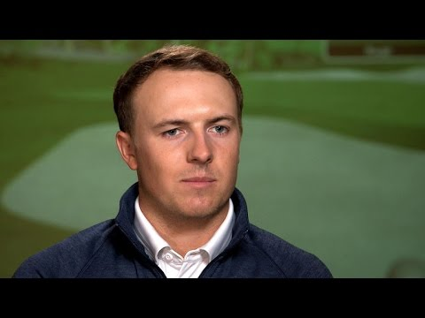 Masters champ Jordan Spieth on golf and family