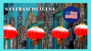Chinatown: beautiful, graphic and fascinating, SAN FRANCISCO (USA)