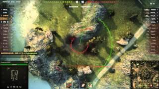 Мастер на FV304 Взвод арт затащил бой