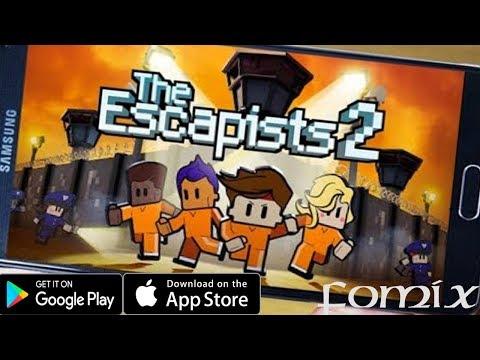 The Escapists 2 Pocket Breakout - первый взгляд, обзор (Android Ios)