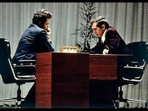Bobby Fischer vs Boris Spassky : 1972 World Chess Championship - Game 8