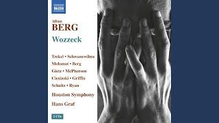 Wozzeck, Op. 7, Act III: Das Messer? Wo ist das Messer? (Live)
