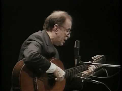 João Gilberto - Lá Vem A Baiana - São Paulo  - 1994