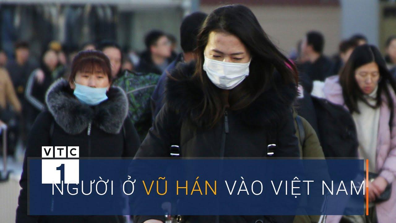 Hành khách từ Vũ Hán bị sốt tại Việt Nam | VTC1