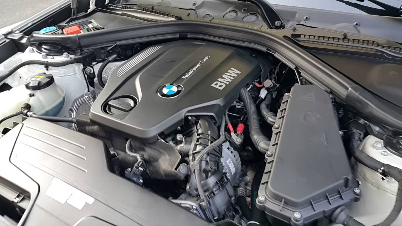 Bmw 3gt B47 Engine Idle