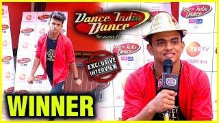 Sanket Gaonkar   Winner Of Dance India Dance   Season 6   Interview