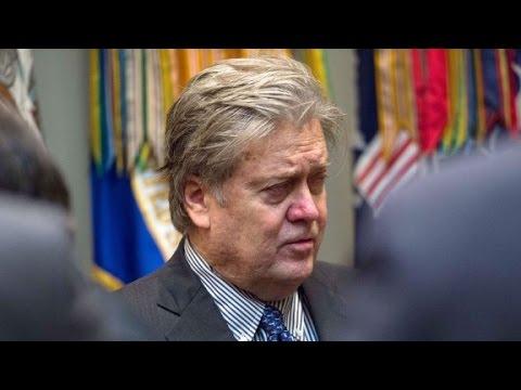 Ex-Clinton adviser: Bannon on National Security Council b...