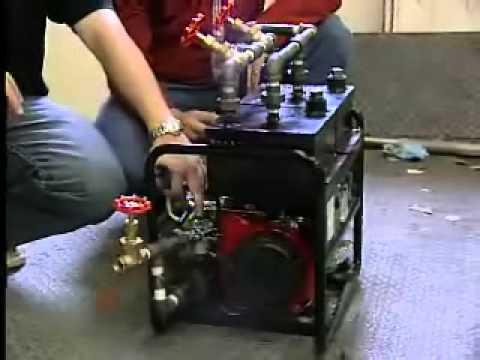 moteur de g n ratrice 75 eau par des tudiants de l 39 uqar lcn 2009 youtube. Black Bedroom Furniture Sets. Home Design Ideas
