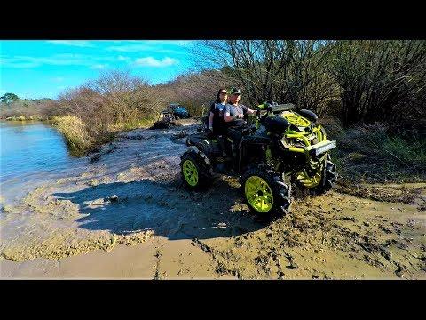 River Run   Cruising The Swamp Trail