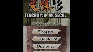 Tenchu Dark Secret (Nintendo DS)