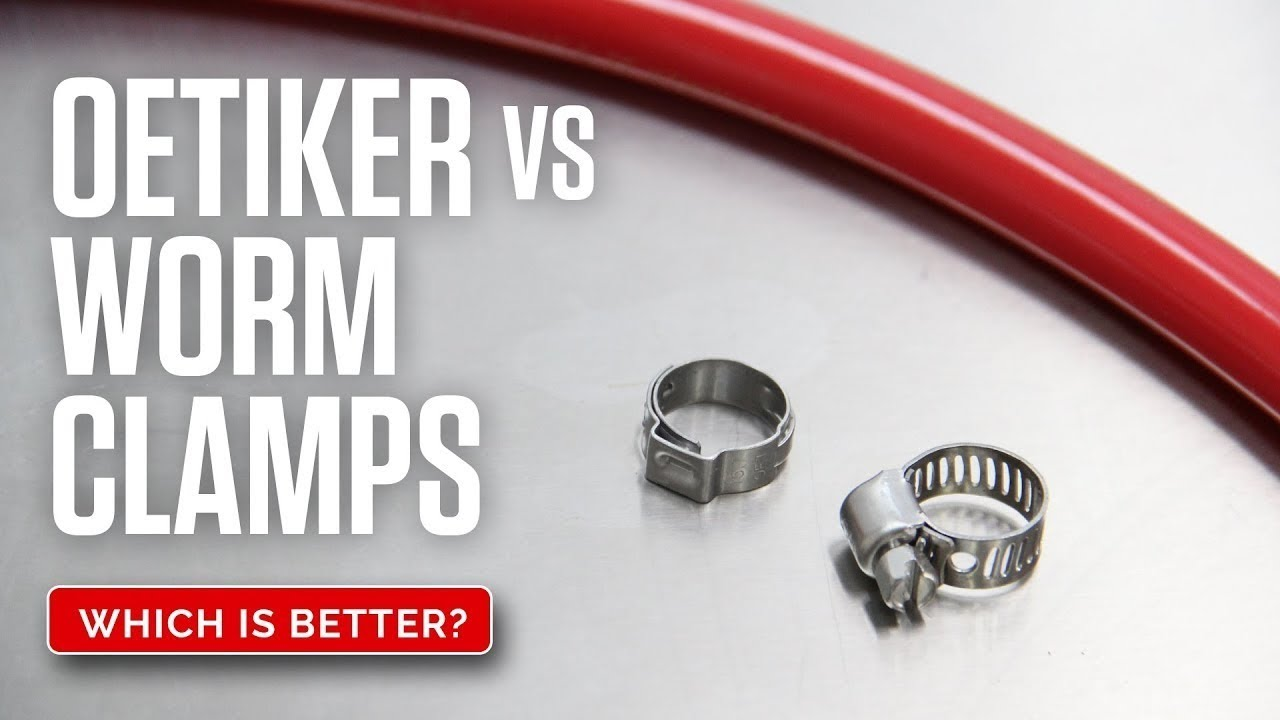 8.0 mm Clamps Oetiker Stepless Ear  Stainless Steel