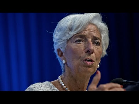 IMF Director Christine Lagarde talks the economic gender gap, Trump's presidency & more