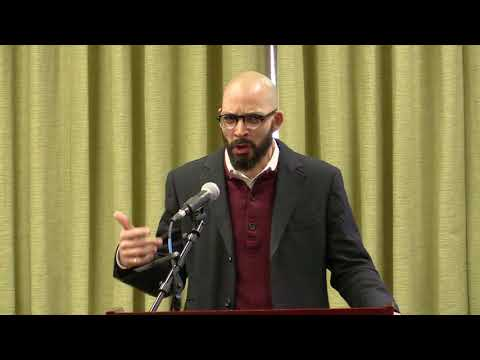 Dr. Brian Bantum --Georgetown College - Redding Lecture