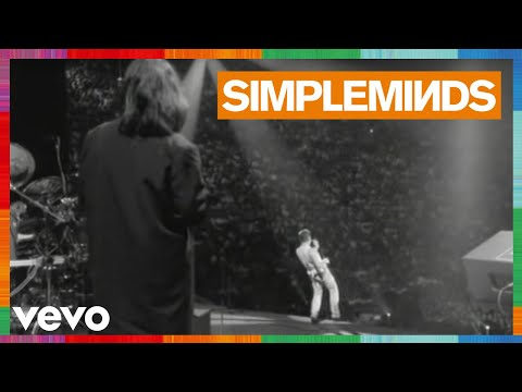 Simple Minds - Belfast Child (Live)