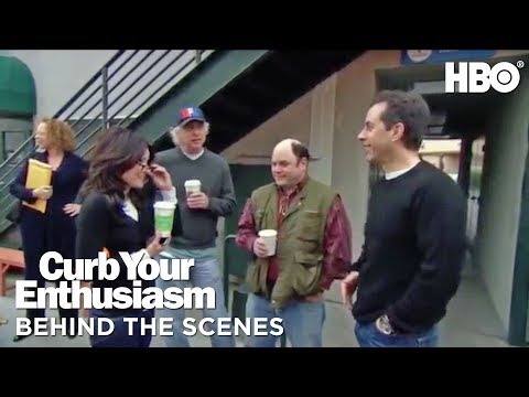 BTS w Larry David & the Seinfeld Cast  Curb Your Enthusiasm  Season 7