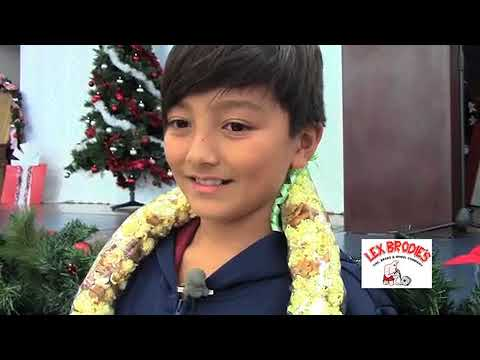 Lex Brodies TYVM Award (Kapunahala Elementary) - Tiny TV