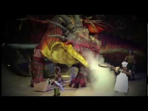 Sneak Peek: How To Train Your Dragon Live Spectacular Pt.1