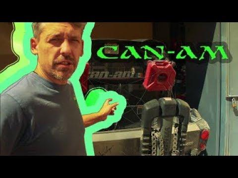Cleaning your CanAm angle rotation sensor (Gear Sensor)