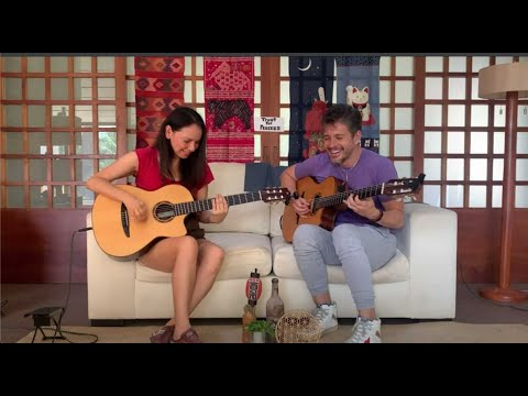 Rodrigo y Gabriela  Theo Katzman - The Ruby Sessions at Home Ep7