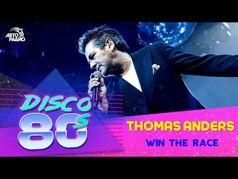 Thomas Anders - Win The Race (Disco of the 80's Festival, Russia, 2019)