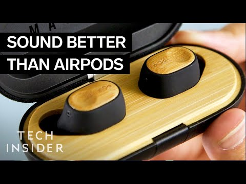 $150 Headphones Made From Trash Sound Better Than AirPods