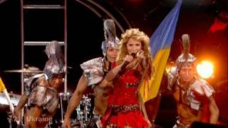 EUROVISION 2009 FINAL SVETLANA LOBODA - Be My Valentine UKRAINE - HQ - СВЕТЛАНА ЛОБОДА