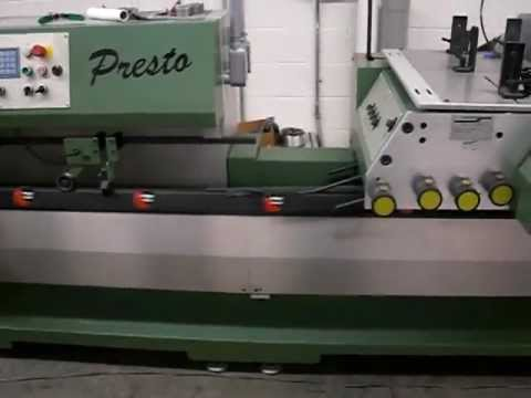 Jewell Printing Machinery Muller