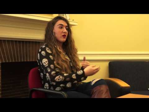 Katarina Tonks at Fairleigh Dickinson University - Creative Writing