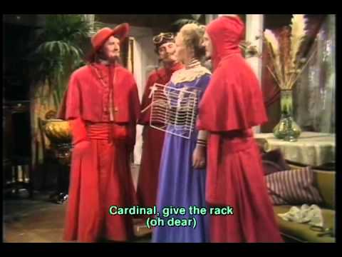 Monty Python  2x02  The Spanish Inquisition pt. 1