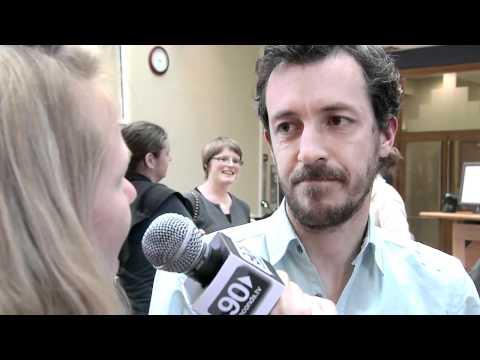 Wellingtons New Mayor Welcome Ceremony - Rimu Atkinson Interview