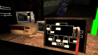 Gmod FNAF | New Five Nights at Freddy's 1 Map With Events
