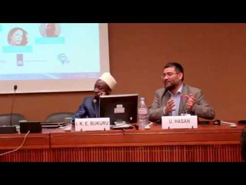 Geneva: #ImamsForShe - Burundi, Q&A, Human Rights Council
