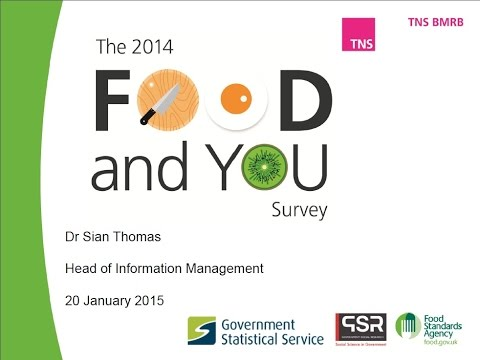 Food and You, Dr Sian Thomas, Food Standards Agency, Head of Information Management