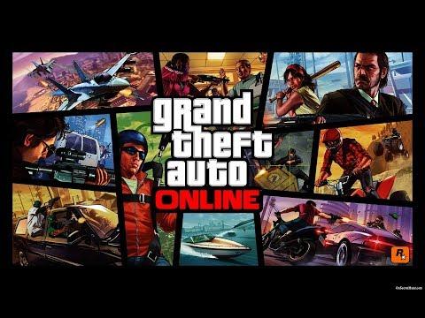 GTA online !Alte Männer, geile Karren [LIVE][HD][PC]