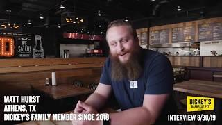Testimonial Matt Hurst Testimonial