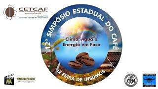 Filmagem Evento Institucional - Simposio do Cafe - Palacio do Café 2019